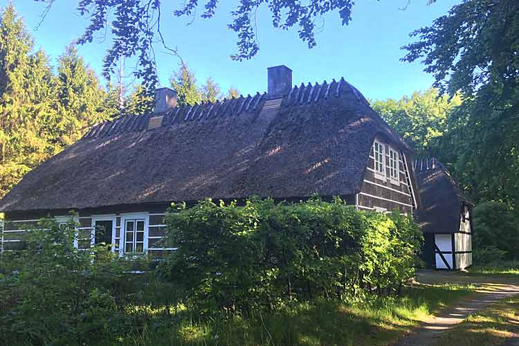 Hegnsmandens Hus